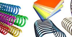 Spiral Ciltleme, Ciltleme İşleri,Tel Spiral, Plastik Spiral1